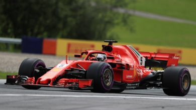 Sebastian Vettel Ferrari Red Bull Racing
