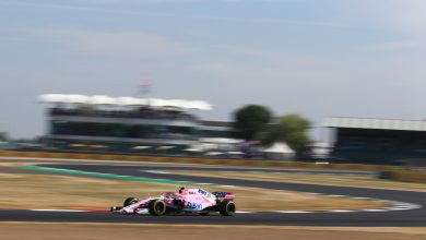 Esteban Ocon Force India British Grand Prix