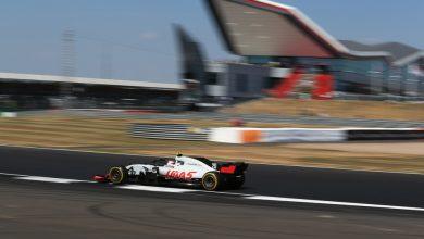 Haas British Grand Prix