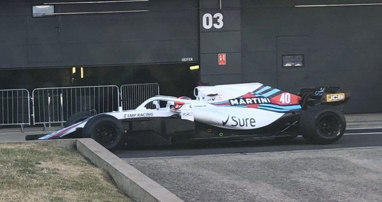 Pirelli Kubica