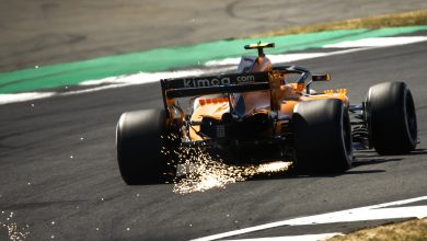 McLaren Zak Brown