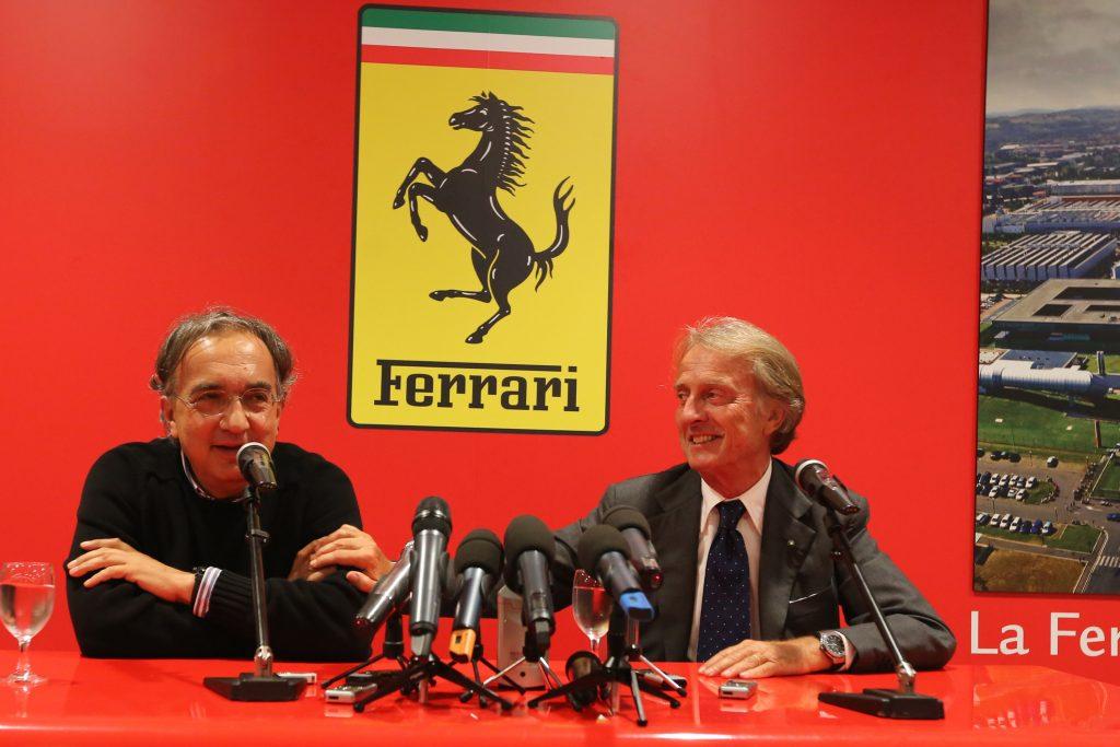 Ferrari Marchionne