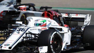 Sauber Haas Ferrari