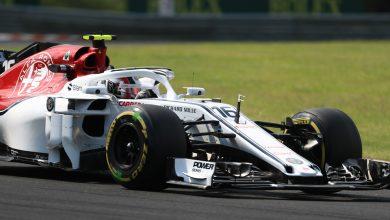 Sauber Hungarian Grand Prix