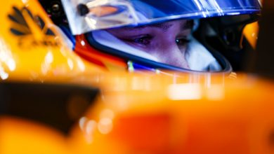 McLaren Lando Norris