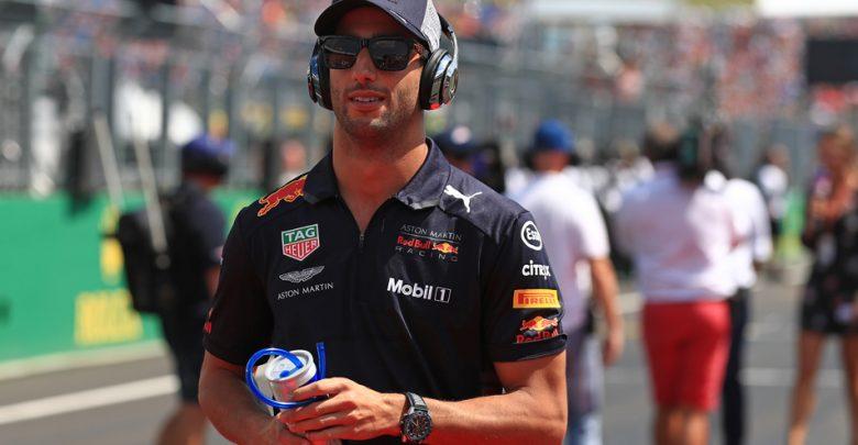 Red Bull Ricciardo Renault