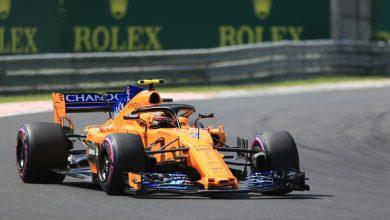 Vandoorne McLaren