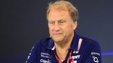 Bob Fernley Force India