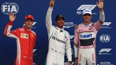 Hamilton Vettel Ocon Belgian Grand Prix