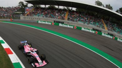 Ocon Force India Italian Grand Prix