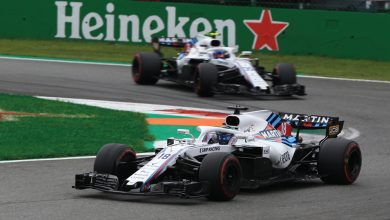 Williams Stroll Sirotkin