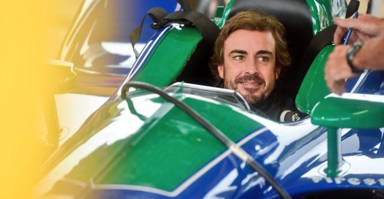 IndyCar Alonso