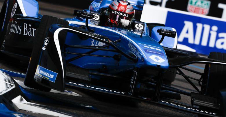 Nico Prost Renault Nissan Formula E e.dams