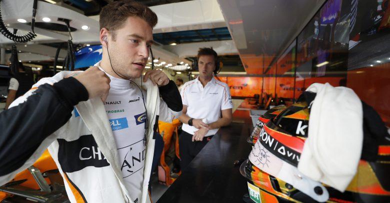 McLaren Vandoorne