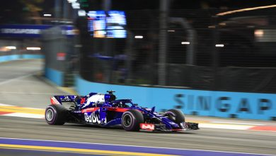 Toro Rosso Singapore Grand Prix