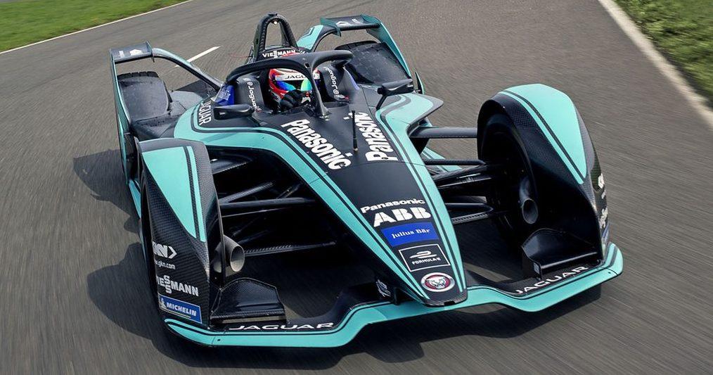 Formula E Jaguar