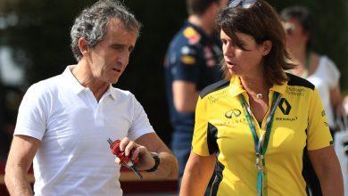 Renault Ricciardo Prost