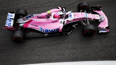 Force India FRP Advisory