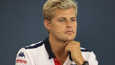 Marcus Ericsson Sauber