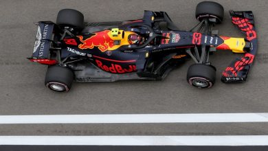 Red Bull Results