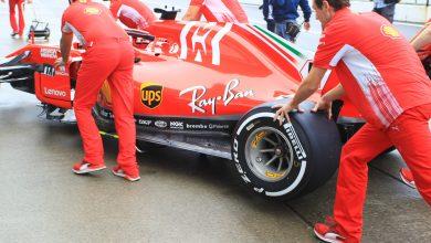 Ferrari Japanese Grand Prix