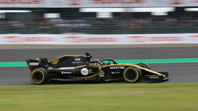 Renault Japanese Grand Prix