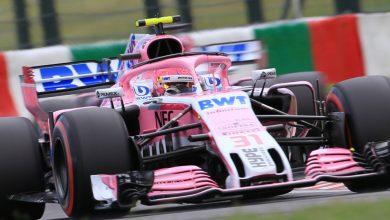 Esteban Ocon Force India Japanese Grand Prix
