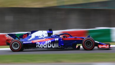 Brendon Hartley Toro Rosso Honda Japanese Grand Prix