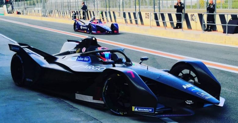 Formula E Results times testing