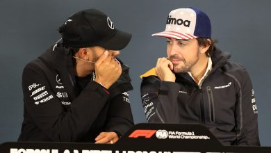Hamilton Alonso F1