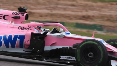 Force India United States Grand Prix