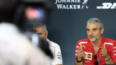 Arrivabene Vettel