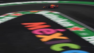 Red Bull Racing Mexican Grand Prix