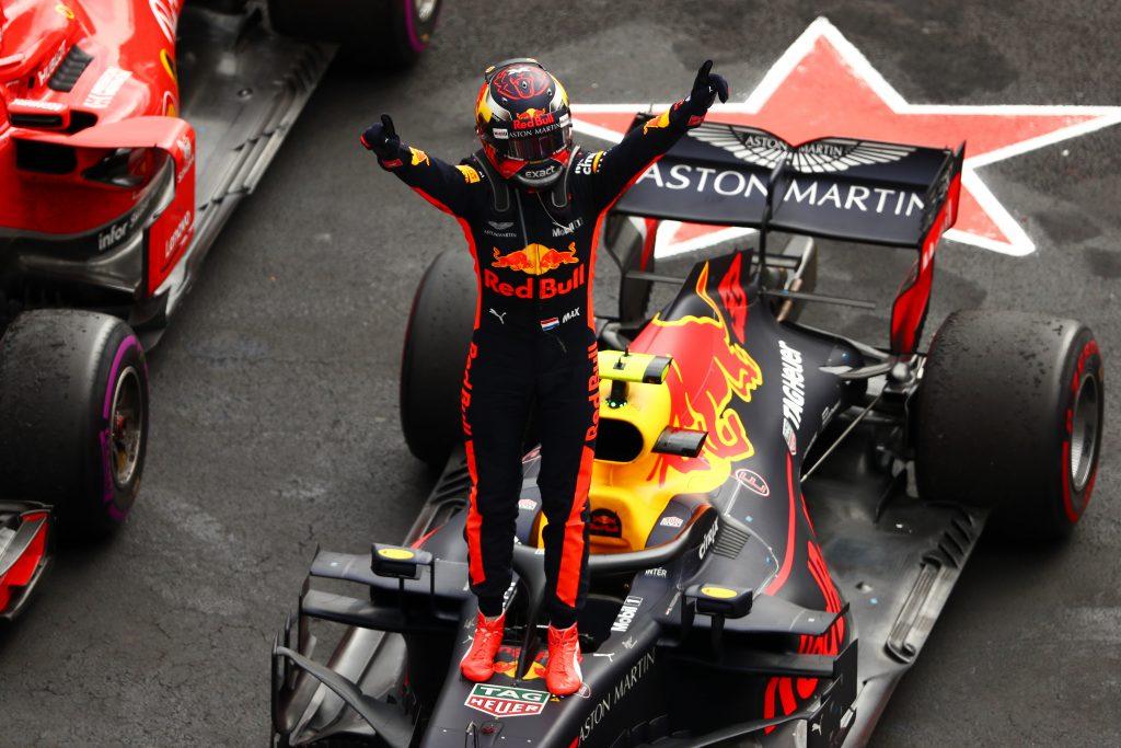 Verstappen Red Bull Mexican Grand Prix
