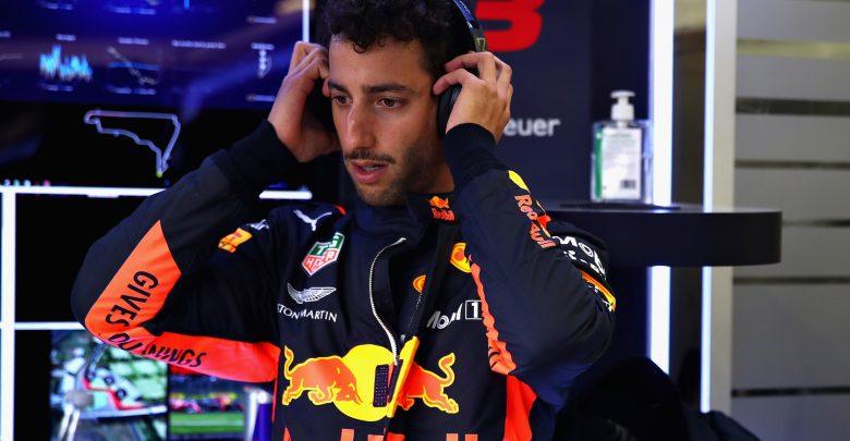 Ricciardo Red Bull