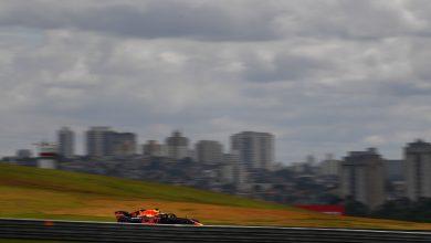 Red Bull Brazilian Grand Prix practice