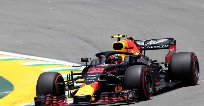 Red Bull Racing Max Verstappen