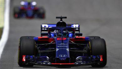 Toro Rosso Gasly Hartley