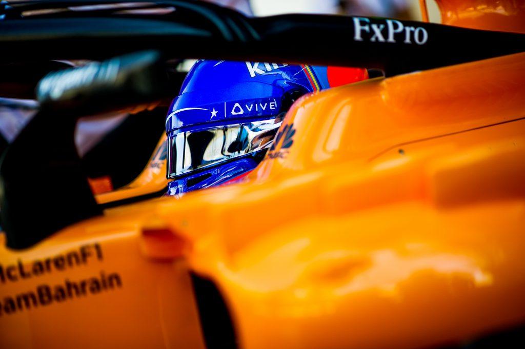 Alonso F1 Abu Dhabi