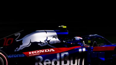 Gasly Toro Rosso
