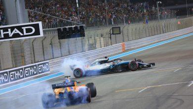Hamilton Alonso Abu Dhabi Grand Prix