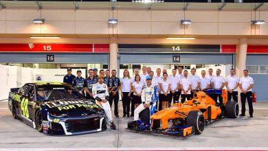 Alonso Johnson NASCAR
