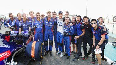 Toro Rosso Hartley