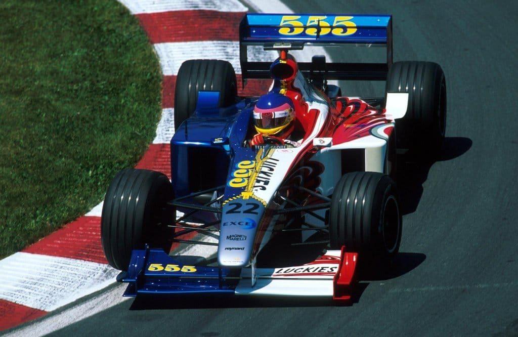 Villeneuve BAR Honda