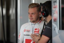 Magnussen Grosjean race engineers
