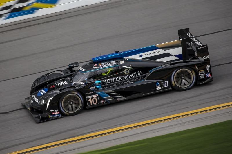Wayne Taylor Racing Alonso Kobayashi Daytona