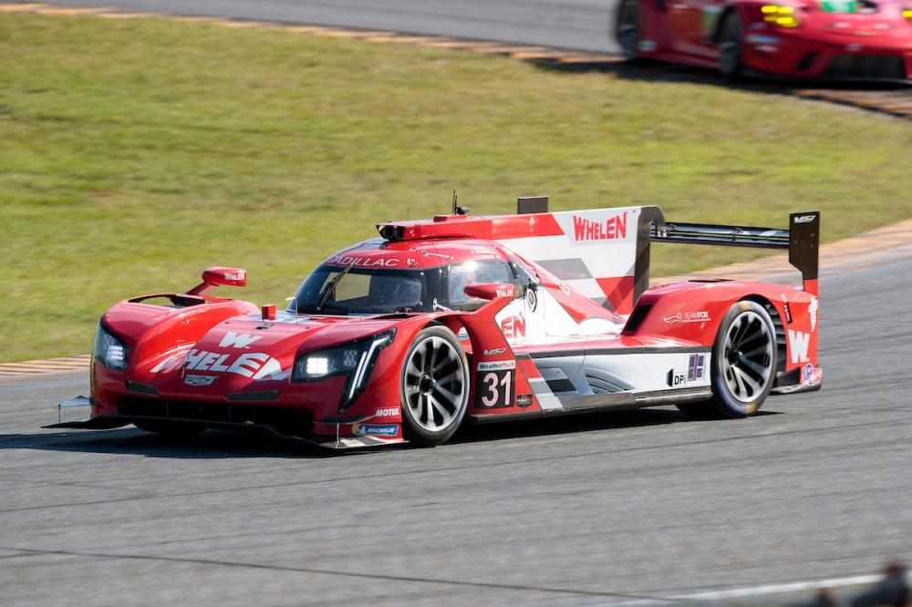 Whelen Engineering Racing Daytona