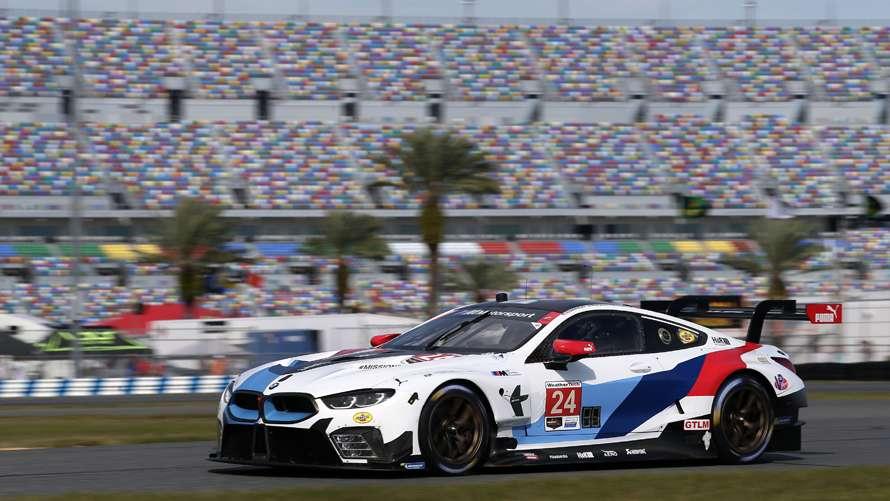 Zanardi Daytona BMW Motorsport