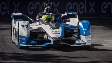 Sims BMW Motorsport Santiago ePrix