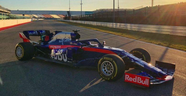 Toro Rosso Albon